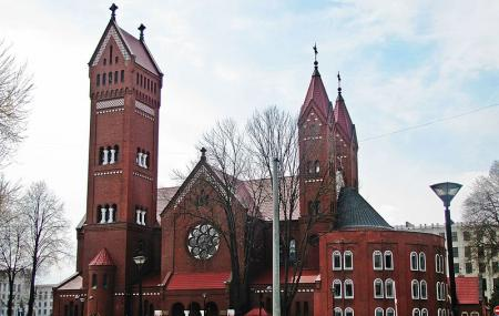 Red Church Image