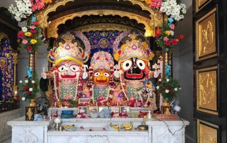 Iskcon - Sri Sri Radha Madanmohan Mandir Image