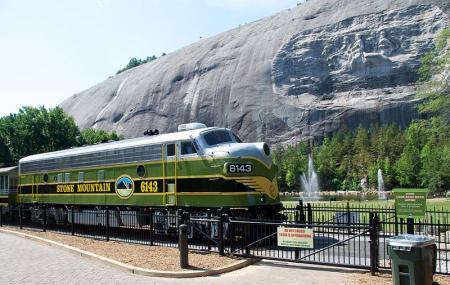 Stone Mountain Scenic Railroad Image