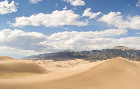 Great Sand Dunes National Park And Preserve Image