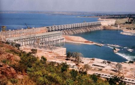 Almatti Dam Image