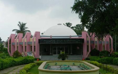 Meghnad Saha Planetarium Image