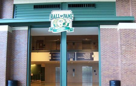 Green Bay Packer Hall Of Fame Image