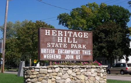 Heritage Hill State Historical Park Image