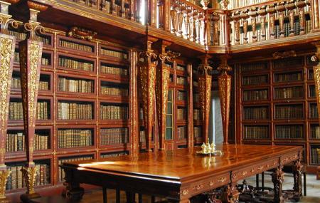 Biblioteca Joanina Image