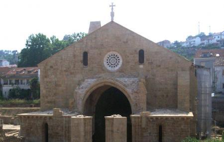 Monastery Of Santa Clara-a-velha, Coimbra