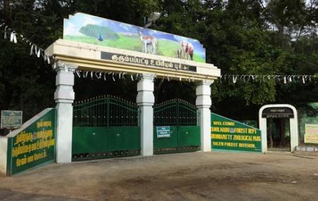 Kurumpapatti Zoological Park Image