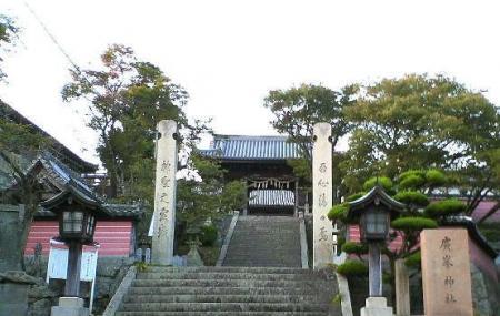 Hiromine Shrine Image
