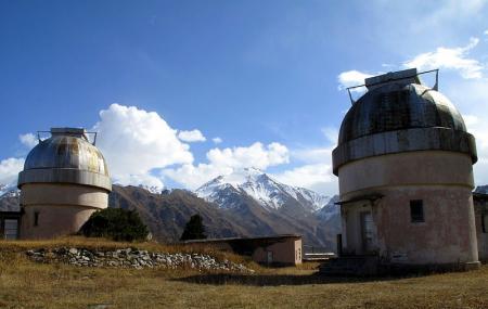 Tien-shan Astronomical Observatory Image
