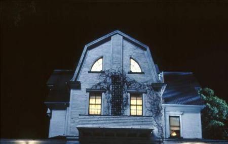 Amityville Horror Movie House Image