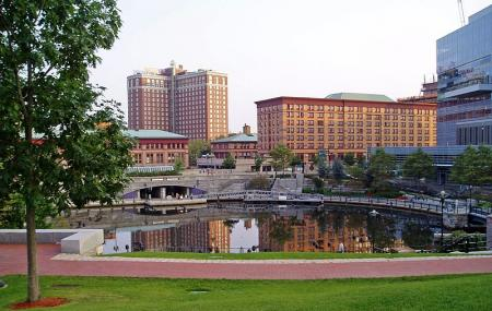 Water Place Park And Riverwalk Image