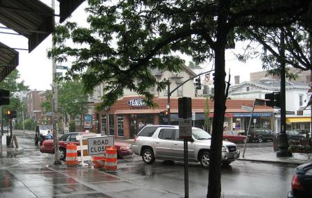 Thayer Street Image
