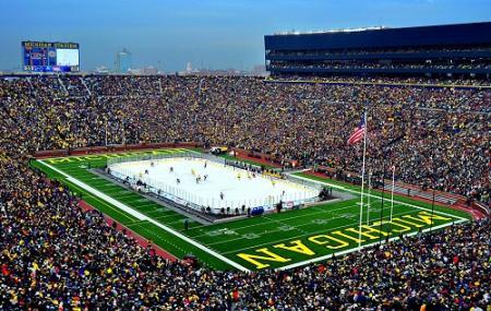 Michigan Stadium Image