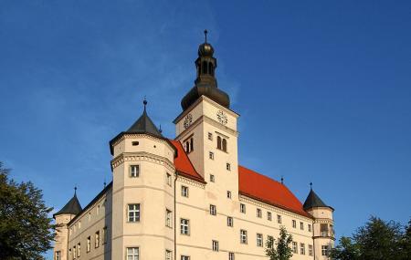 Hartheim Castle Memorial Site Image