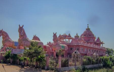 Iskcon Temple Image