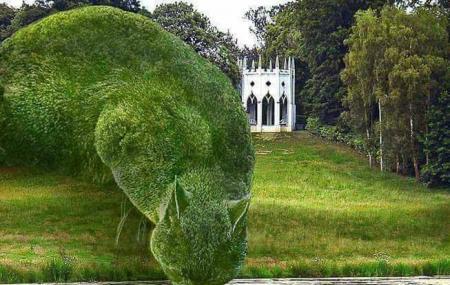 Green Mubazzarah Image