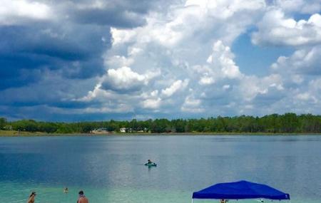 Boat Lake Swimming Park Image