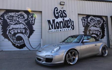 Gas Monkey Garage Dallas Ticket Price Timings