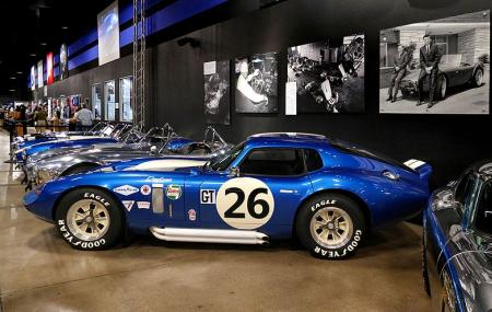Carroll Shelby Museum Image