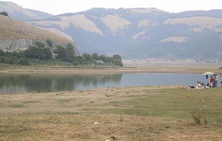 Lago Laceno (bagnoli Irpino) Image