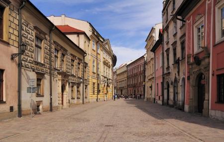 Ulica Kanonicza, Krakow