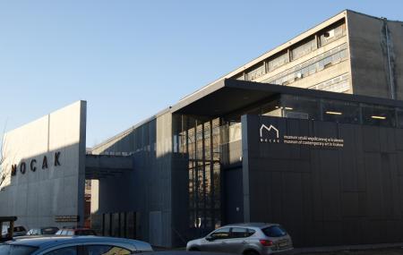Muzeum Sztuki Wspolczesnej W Krakowie Mocak Image