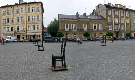 Plac Bohaterów Getta Image