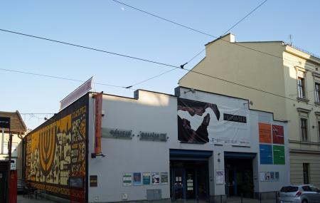 Galicia Jewish Museum Image