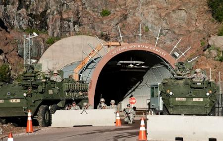 Cheyenne Mountain Air Force Station Image