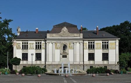 Palace Of Fine Arts Image