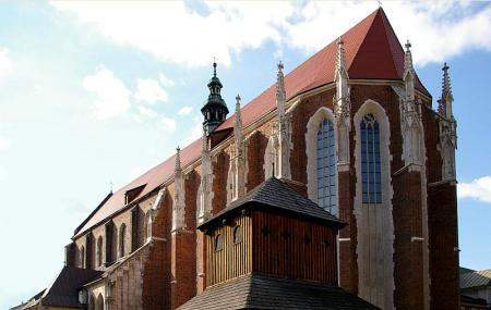 St. Katherine Of Alexandria Church, Krakow