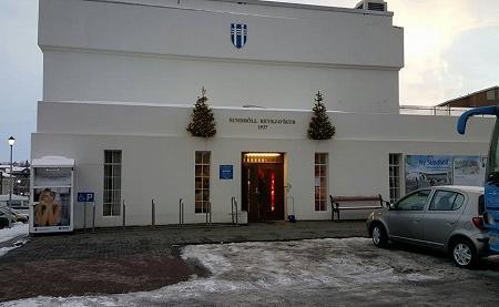 Sundholl Reykjavikur Image