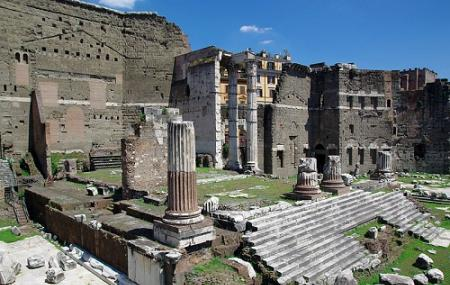 Forum Of Augustus Image