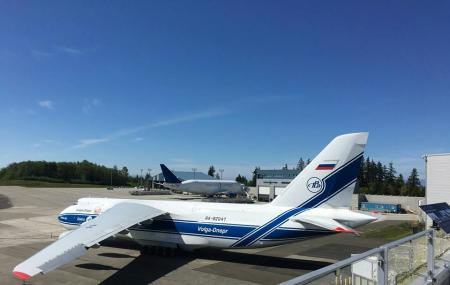 Boeing Everett Factory Image
