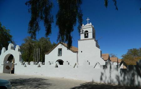 Church Of San Pedro De Atacama Image