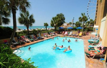 Holiday Inn Oceanfront Resort At The Pavilion Image