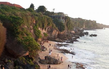 Tegal Wangi Beach Image