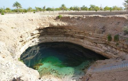 Bimmah Sinkhole Image