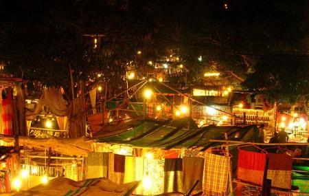 The Saturday Night Market - Goa Image