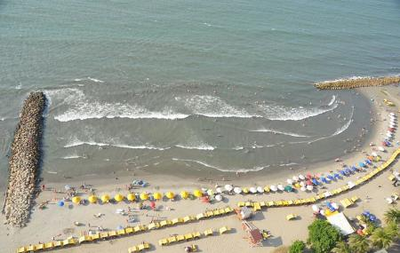 Bocagrande Beach Image