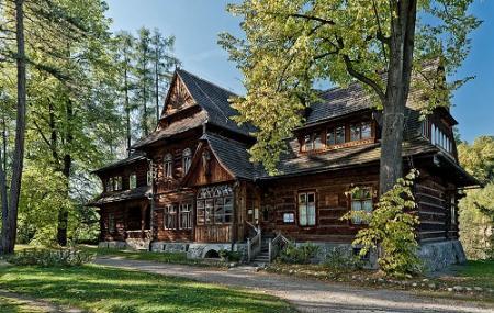 Willa Koliba - Zakopane Style Museum Image