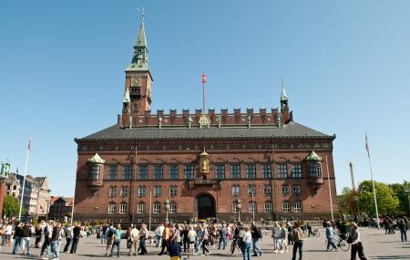 Københavns Rådhus Image
