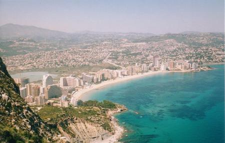 Calpe Playa De La Fossa Image
