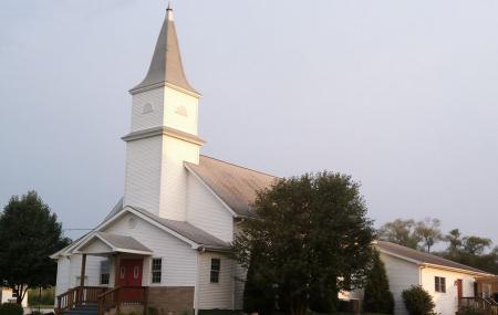 Dahinda United Methodist Church Image