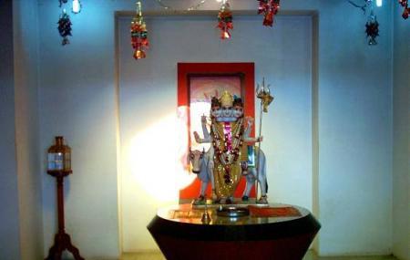 Dattatreya Temple At Kalodungar Image
