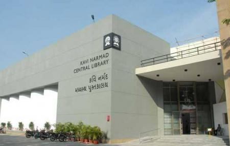Kavi Narmad Central Library Image