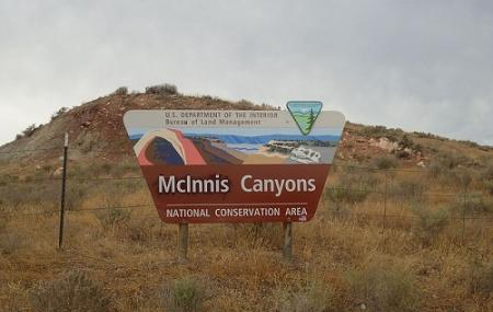 Mcinnis Canyon National Conservation Area Image