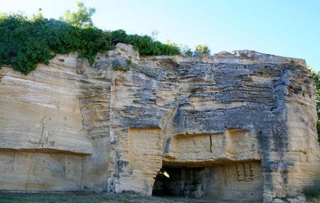 Sandstone Caves Image