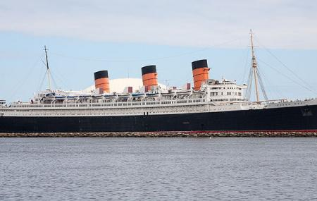 The Queen Mary, Long Beach