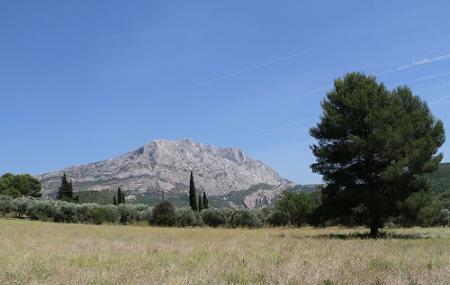 Reserve Naturelle De Sainte-victoire Image